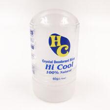 Alum Stick Crystal Deodorant Underarm Remover Body Smelly Block Antiperspirant
