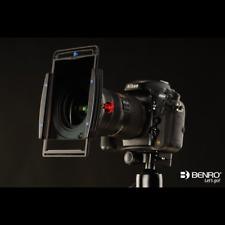 Benro FH100M2 100mm Metal Filter Holder for 77mm 82mm Thread Lens suit Lee Cokin