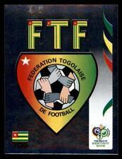 Panini WORLD CUP 2006-equipo emblema Togo no. 512