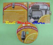 CD MITI CANZONE ITALIANA ASCOLTO RADIO CANZONE compilation 2009 PROMO (C29)