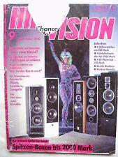 HIFI VISION 9/90 ART 5,ATL 715 PRO,ECOUTON LQL 150,HECO SUPERIOR 940,MAGNAT SE 9