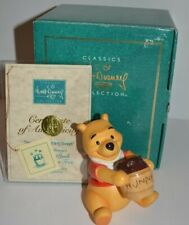 WDCC Walt Disney Classic Collection Winnie The Pooh Time For Something Sweet