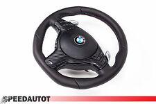 TUNING M3 M5 Lederlenkrad + Airbag BMW E39 E46 M3 M5 X5 UNTEN ABGEFLACHT SMG