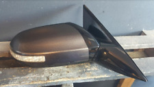 09 - 14 Nissan Maxima Passenger Right Side Power Signal Mirror METALLIC SLATE