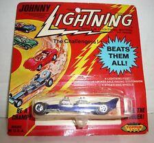 VINTAGE TOPPER JOHNNY LIGHTNING SUPER TWIN ENGINE DRAGSTER MOC