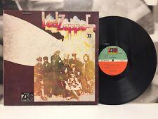LED ZEPPELIN - II LP VG+/VG+ ITALY 1975 REISSUE GATEFOLD ATLANTIC W 40037