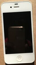 iphone 4s white (unlocked) in perfect condition no scratch