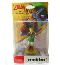 Legend of Zelda >> Ocarina of Time Link << amiibo-NUOVO/NEW & OVP/Boxed UE-vers