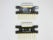"HA1366WR  ""Original"" Hitachi  10P SIP IC  2  pcs"