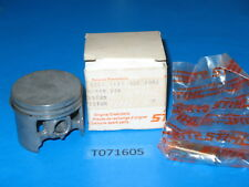 OEM Genuine!  STIHL 1125 030 2002 piston and rings 46mm - 034AV chainsaw NOS!