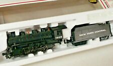 "Bachmann New York Central 2-6-0 ""Mogul"" Steam Locomotive with Smoke & Tender"