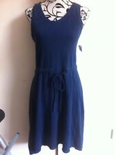 Gap Dress Knee Lenght Cotton Sleeveless Ladies Size XS-S(8-10) New