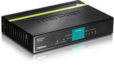 TRENDnet TPE-S44 8-port (4 10/100, 4 PoE) PoE Switch
