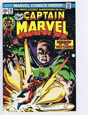 Captain Marvel #36 Marvel 1975