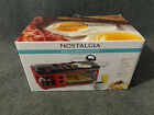 NEW Retro 3 in 1 Electric Breakfast Station Coffeemaker Griddle Toaster Oven photo