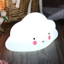 Luz Nocturna LED en Forma de Nube para Dormitorio Habitación Infantil Decoración