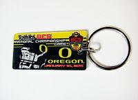 University of Oregon Ducks 2011 BCS Key Chain Keychain Key Ring Keyring Football