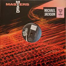 Michael Jackson, The Jacksons - lot de 5 vinyles 33 tours Mixed Masters