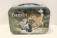 DISNEY Bambi Collectible Tin Lunchbox
