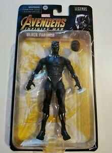 Marvel Legends Series Avengers Infinity War Black Panther Action Figure
