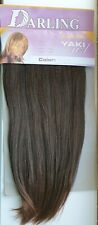 "Darling Yaki Curl 16"" Weave hair extension color 2/30"