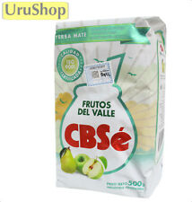 Y212 YERBA MATE CBSE VALLEY FRUITS: APPLE AND PEAR