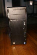 HP Z230 WorkStation Tower Xeon E3-1231v3 3.4GHz 8GB Ram 935GB HDD Wind 10