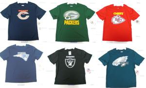 NFL Boy's Solid Logo Short Sleeve Shirt Toddler Baby by Gerber