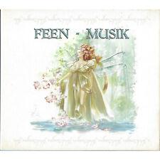CD FEEN-MUSIK   Entspannung Fantasy Romantik Relax Natur Klangwelten Wicca