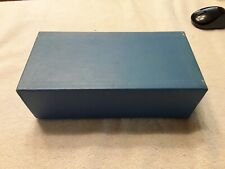BOX ONLY Vintage ALCO MODELS  BOX ONLY