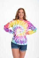 Heavy Blend Crewneck Sweatshirt Zumba Color