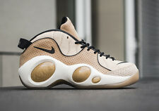 Nike Air NikeLab Zoom Flight 95 Tan Black Size 13. 941943-001 Jordan Jason Kidd