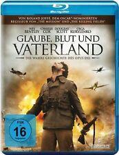 GLAUBE, BLUT UND VATERLAND (Wes Bentley) Blu-ray Disc NEU+OVP