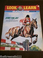 LOOK and LEARN # 329 - JUMP FOR JOY - MAY 4 1968