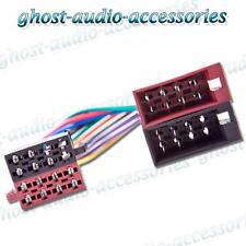 Universal Macho ISO A Hembra Convertidor ISO Radio arnés adaptador