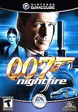 007: NightFire (Nintendo GameCube, 2002)- Tested And Works
