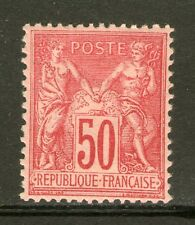 TIMBRE N° 98 NEUF ** SANS CHARNIERE - GOMME ORIGINALE COTE 660 EUROS ( + VALUE)