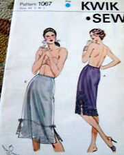 *LOVELY VTG SLIP Sewing Pattern XS-S-M-L UNCUT