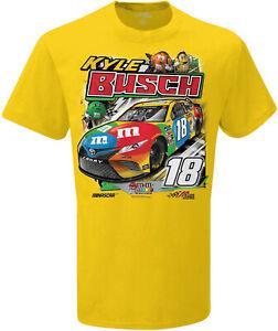 Vintage NASCAR Kyle Busch 2020 T-Shirt