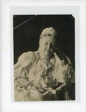Sophie de Nassau, reine de Suède Vintage silver Print.Sophie de Nassau, né le