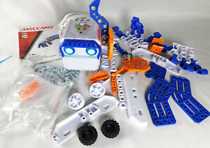 MECCANO Maker System MICRONOID BASHER Kit Incomplete Parts