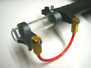 Wand Tube Upgrade Kit for your Spirit Halloween Ghostbusters Deluxe Proton Pack