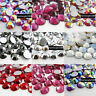 1440PCS Crystal DIY Flatback Non Hotfix 3d nail art Rhinestones Tips Decoration