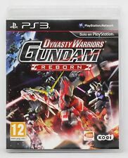 DYNASTY WARRIORS GUNDAM REBORN - PLAYSTATION 3 PS3 PLAY STATION 3 - PAL ESPAÑA