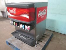 """Cornelius Df200-Bc"" Commercial Heavy Duty Lighted 8 Heads Soda w/Ice Dispenser"
