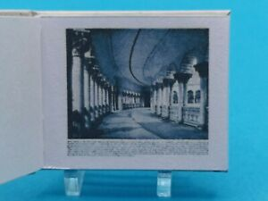 1:12 Scale Book, Photographs of the Worlds Fair 1894 , Crafted By Ken Blythe