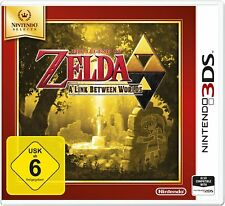 The Legend of Zelda: A Link Between Worlds -Selects- Nintendo 3DS (NEU & OVP!)