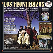 LOS FRONTERIZOS-SUS ALBUMES-CD