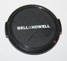 Bell & Howell - Genuine 52mm Snap-on Lens Cap - vgc