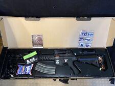 G&G Armament CM16 Raider AEG Airsoft BB Gun Rifle Short Barrel Black